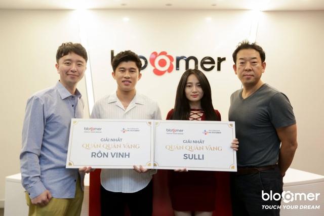 Ryan Yoo, Rôn Vinh, Sulli, Taesun Jung