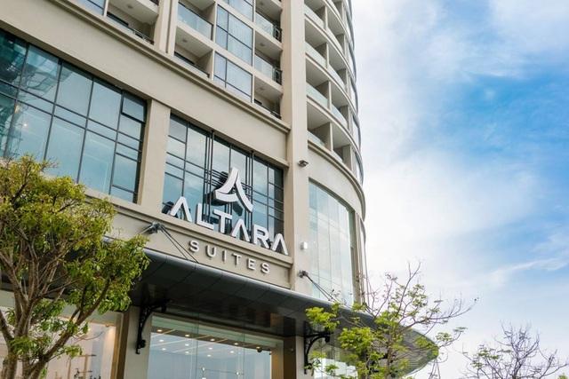 Khách sạn Altara Suites đang có chương trình ưu đãi hấp dẫn trong tháng 7