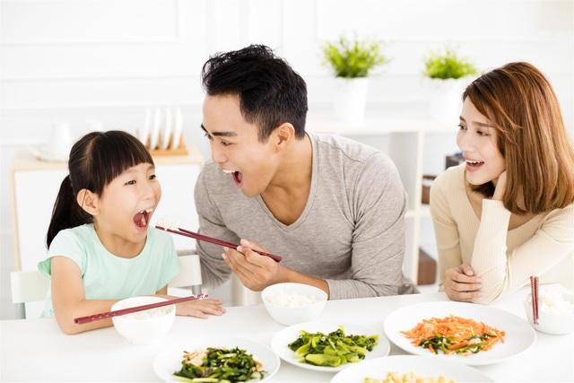 Bổ sung vitamin A, B-complex và lysine giúp trẻ ăn ngon, ngủ tốt và khỏe mạnh hơn