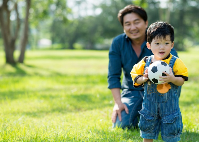 Thói quen vận động giúp trẻ tăng cường sức đề kháng ngay từ những năm đầu đời