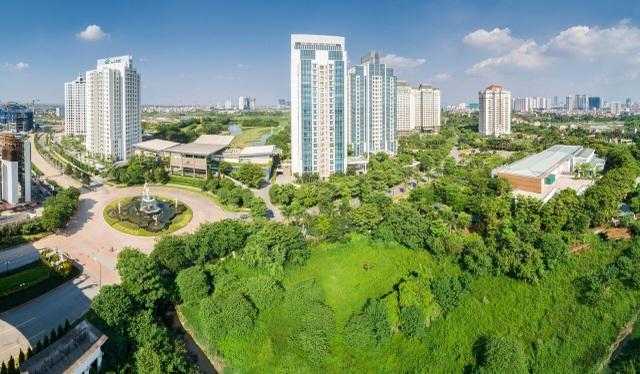 Sản phẩm cao tầng mới nhất năm 2018 – The Link345 của Ciputra Hanoi.