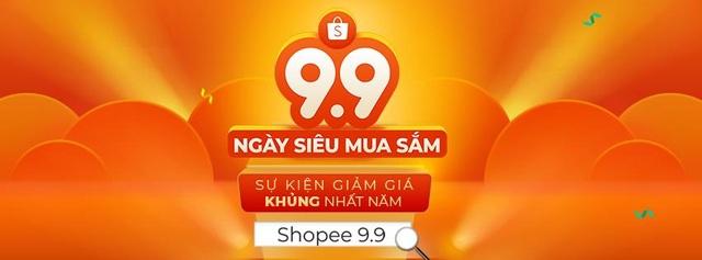 Shopee 9.9 Ngày Siêu Mua Sắm sẵn sàng với 99.999 ưu đãi khủng cho người dùng