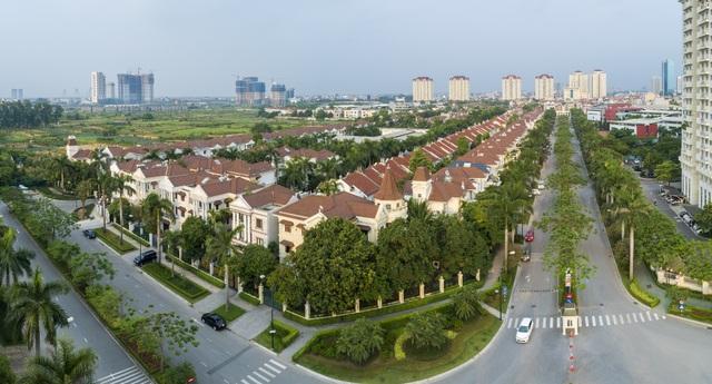 Ciputra Hanoi là KĐT quốc tế đầu tiên tại Hà Nội