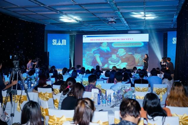 Hội thảo về phương pháp hút cấy mỡ an toàn thu hút sự quan tâm của nhiều quý cô