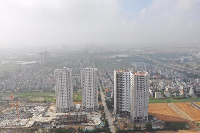Toàn cảnh dự án Mipec City View