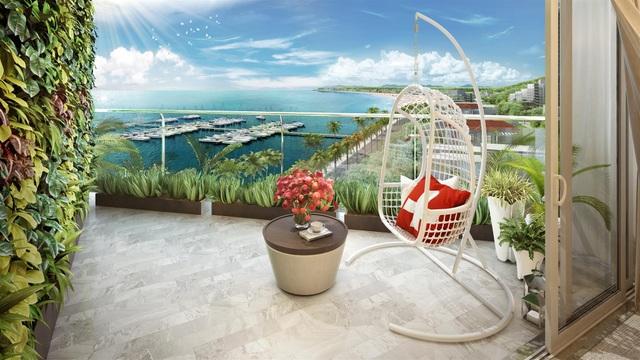 Swisstouches La Luna Resort mở bán 600 căn hộ tòa The Diamond trong tháng 11 này