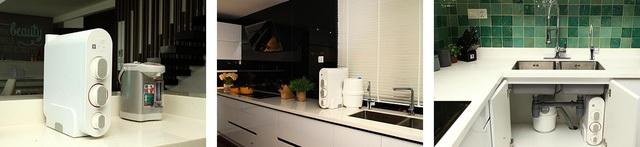Lắp đặt máy lọc nước là giải pháp xử lý nỗi lo nước bẩn của nhiều hộ gia đình