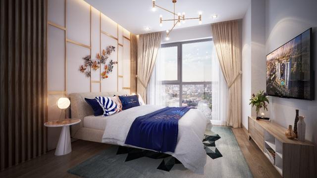 Hệ thống cửa vách kính ngoài nhà được chủ đầu tư lựa chọn loại kính hộp phủ Low – E