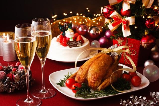 Những món ăn truyền thống sẽ mang không khí Giáng Sinh ngập tràn tới bên bạn và người thân