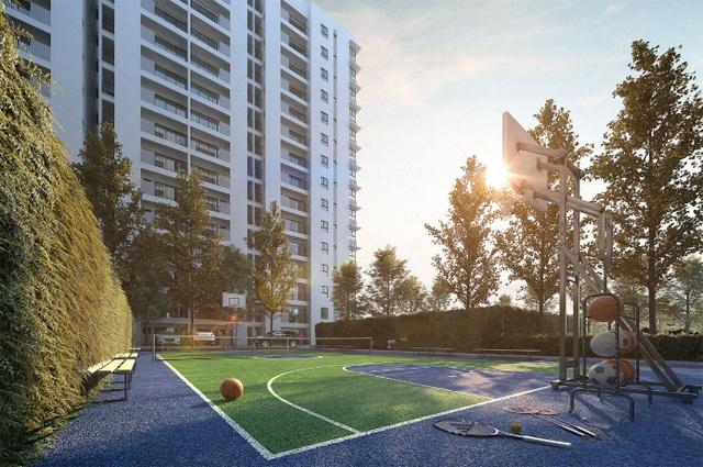 Hệ thống tiện ích tiêu chuẩn tại các căn hộ của EZ Land đáp ứng nhu cầu cho mọi cư dân.