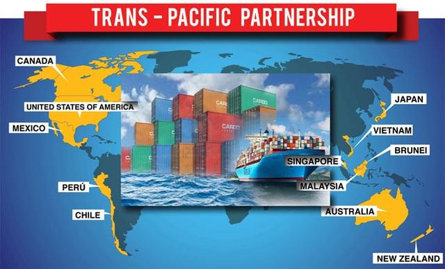 TPP là một hiệp định thương mại tự do mang tính lịch sử