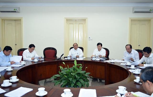 Thủ tướng nhấn mạnh, cung ứng điện là một cân đối lớn của nền kinh tế