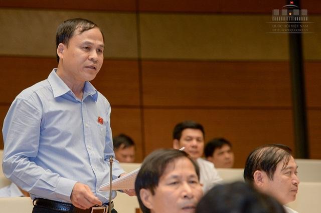 Đại biểu Nguyễn Bắc Việt (Ảnh: Quochoi.vn)