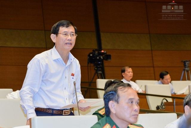 Đại biểu Nguyễn Ngọc Phương (ảnh: Quochoi.vn)