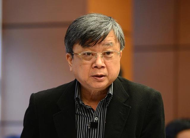 Đại biểu Trương Trọng Nghĩa (ảnh: Hoàng Long)