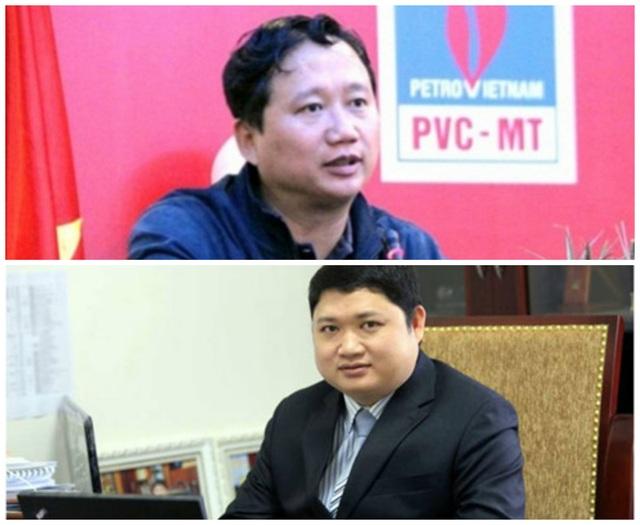 Cả ông Trịnh Xuân Thanh và ông Vũ Đình Duy đều xin đi chữa bệnh nước ngoài rồi mất tích
