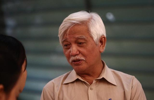 Đại biểu Quốc hội Dương Trung Quốc (ảnh: Việt Hưng)