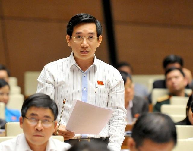 Đại biểu Nguyễn Văn Cảnh (ảnh: Quochoi.vn)