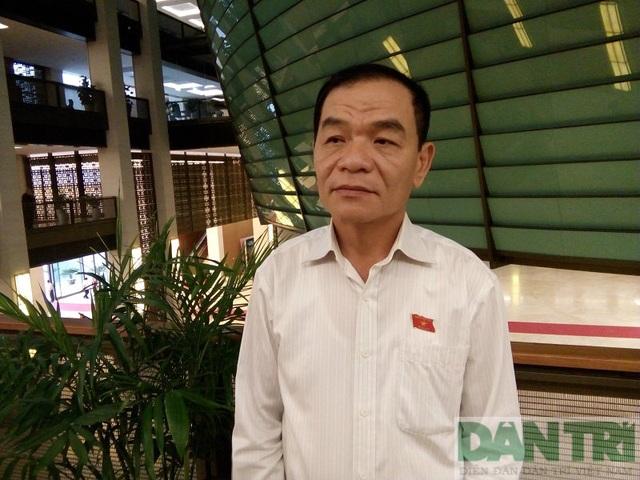 Ông Lê Thanh Vân, Ủy viên Ủy ban Tài chính và Ngân sách của Quốc hội (ảnh: BD)