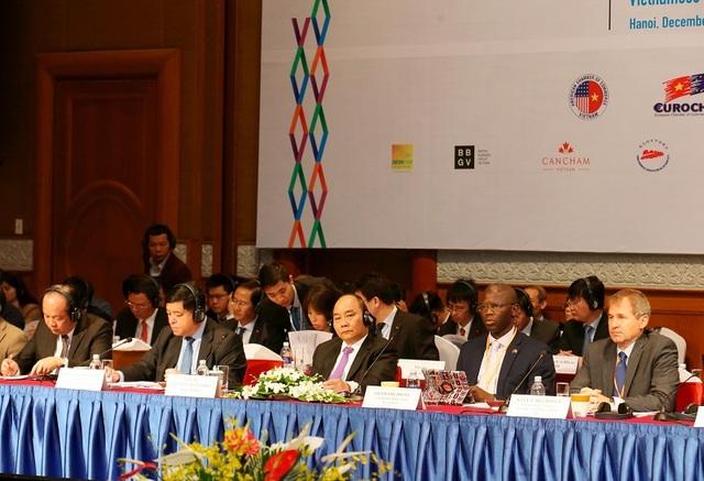 Thủ tướng tuyên bố Việt Nam không đón chào các DN chỉ coi Việt Nam là nơi chuyển giá, trốn trách nhiệm môi trường.