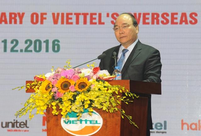 Thủ tướng phát biểu tại Lễ kỷ niệm