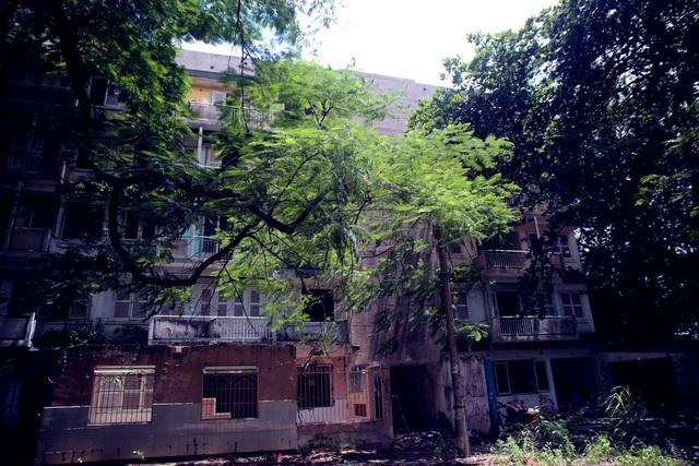 Chung cư Thanh Đa thuộc quận Bình Thạnh, TPHCM là một trong những chung cư hiện đại đầu tiên được xây dựng. Chung cư xây dựng trước năm 1975 và có 8 lô.