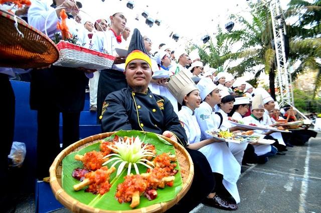 Lực lượng đầu bếp trẻ Việt hiện rất đông đảo và vô cùng sáng tạo.