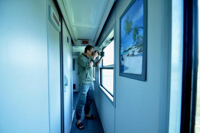 Đối với người chuyên đi du lịch thì có thể thích nghi với việc 36 giờ di chuyển liên tục, nhưng với khách du lịch hạng sao thì hơi khó.