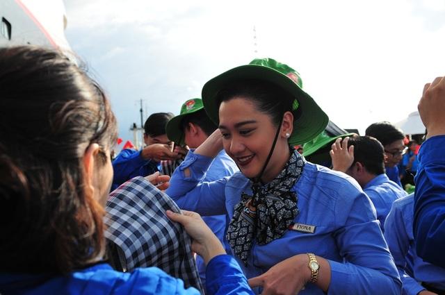 Nụ cười trẻ trung của thanh niên Philippines.