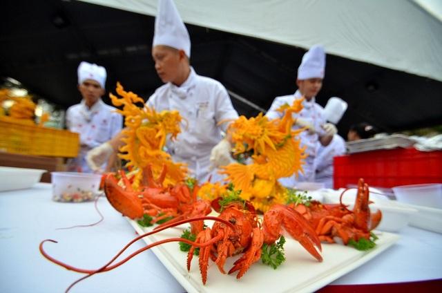 Năm ngoái, cuộc thi đầu bếp 5 sao đã mang đến cho khán giả nhiều trải nghiệm tuyệt vời.