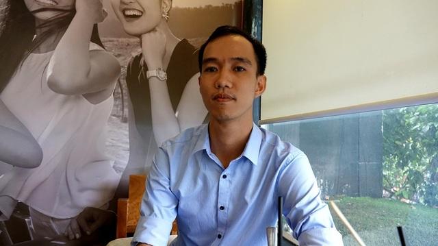 Ông Lê Hồng Sơn, Giám đốc Công ty TNHH Á Châu.