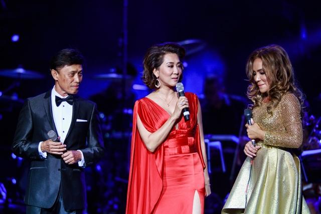 Kỳ Duyên trách Thanh Hà sao lại hát bài từng khiến nhiều người ly dị.