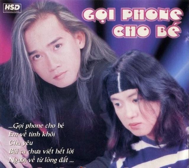 Một trong số nhiều album âm nhạc của Minh Thuận - Nhật Hào từng gây tiếng vang lớn trong giới nhạc Việt.