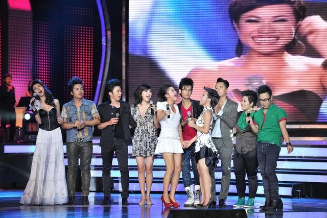 Văn Mai Hương khẳng định, Vietnam Idol vẫn còn giá trị khi còn khán giả. Ảnh: TL.