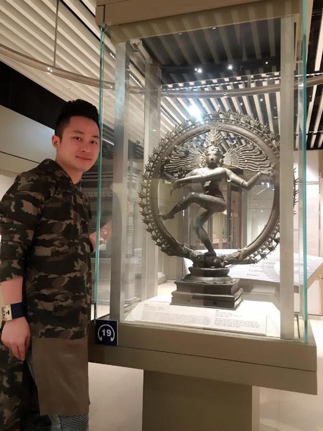 Tùng Dương nghỉ chạy show, hành hương về đất Phật - Ấn Độ - 15