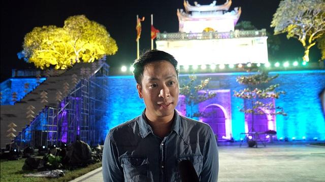 Đạo diễn Quang Tú chia sẻ về chương trình sau buổi tổng duyệt.