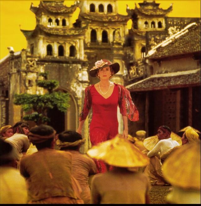 """Nữ diễn viên """"huyền thoại Catherine Deneuve và bộ phim Indochine sẽ tái ngộ khán giả Việt trong những ngày đầu của tháng 11 tới. Ảnh: BTC."""