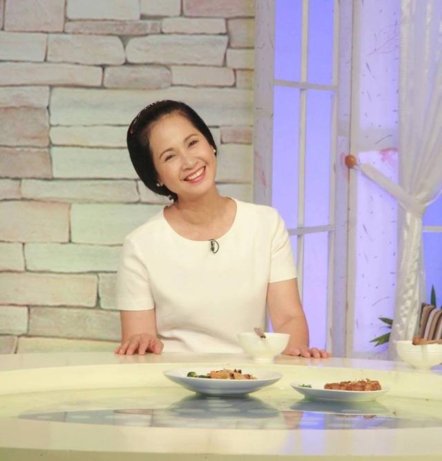 NSND Lan Hương chia sẻ, chị rất hiếm khi phải ân hận vì những quyết định của mình trong cuộc đời. Ảnh: TL.