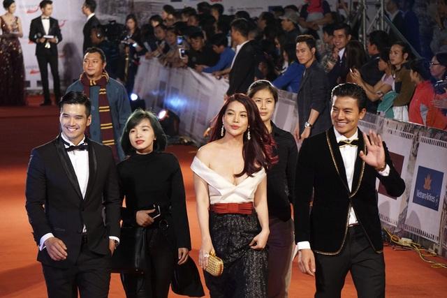 Trương Ngọc Ánh, diễn viên trẻ Hiếu Nguyễn.