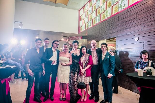 """Ngôi sao phim """"Đông Dương"""" gặp gỡ các nhà làm phim và khán giả Việt Nam - 3"""