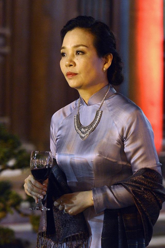Bà Ngô Phương Lan - Cục trưởng Cục Điện ảnh.