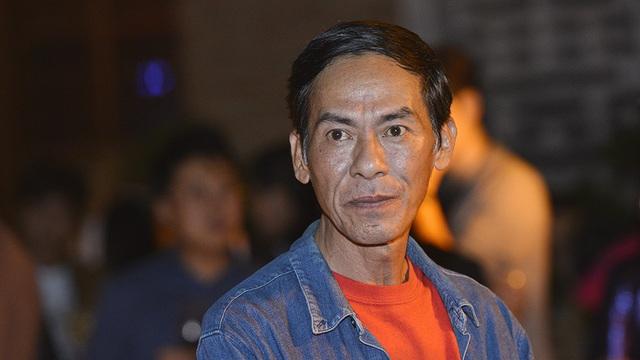 Nghệ sĩ Bùi Bài Bình - người từng đóng thành công vai Bác Hồ trong phim Nhà tiên tri.