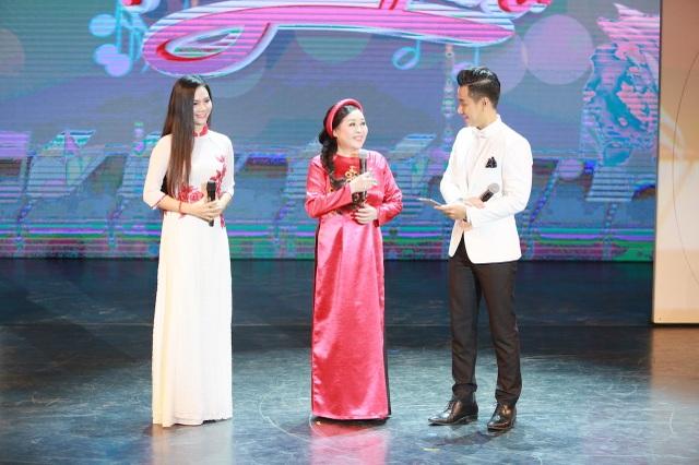 NSND Thu Hiền kể về câu chuyện đầy kỷ niệm với cô học trò Lương Nguyệt Anh.