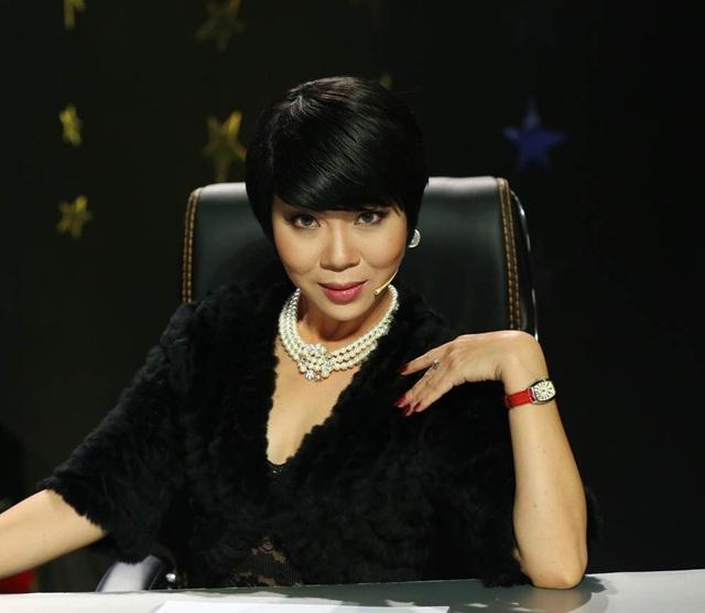 MC Trác Thuý Miêu.