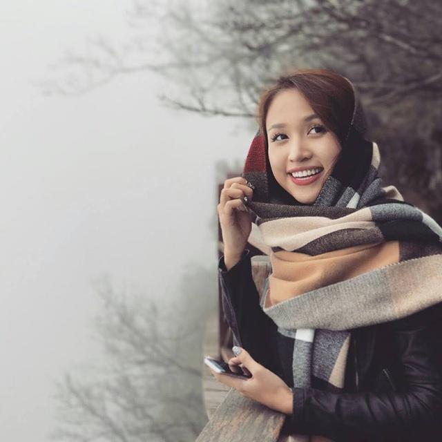 Thanh Vân cho rằng, nhìn bên ngoài không ai nhận ra cô có vấn đề về mắt nhưng thực ra cô đang bị mờ dần một con mắt.