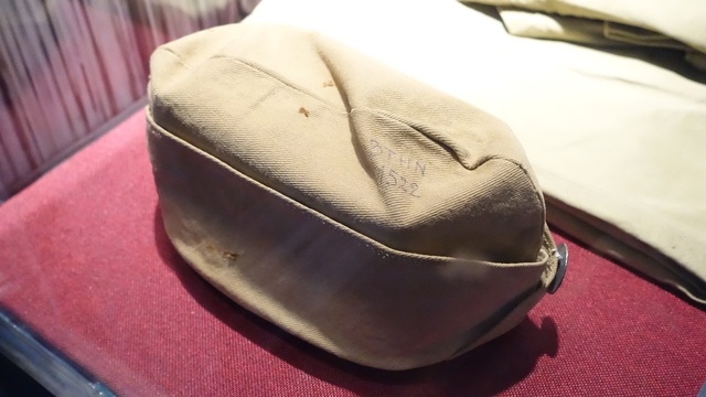 Mũ ca nô của chiến sĩ vệ quốc quân 1946.