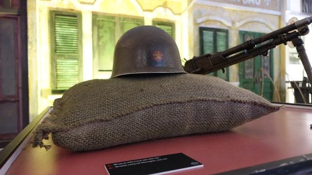 Mũ của các chiến sĩ tự vệ 1946 - 1947.