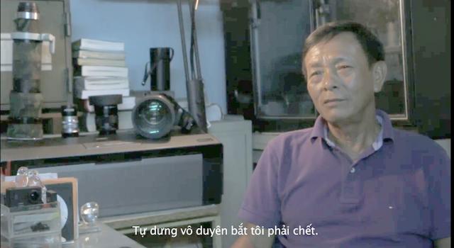 Ông Tăng A Pẩu - doanh nhân thành đạt đối diện với bệnh ung thư trong 11 năm, nhân vật của phần 2 bộ phim tài liệu.