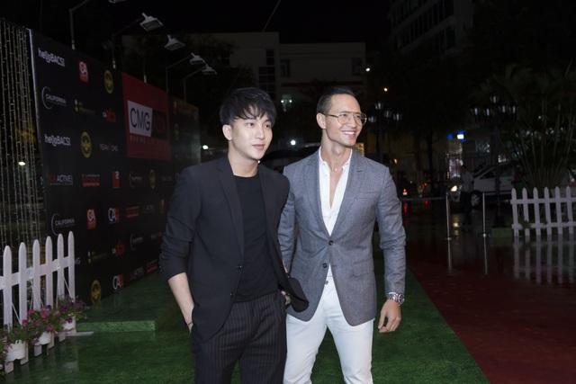 Kim Lý và B Trần.