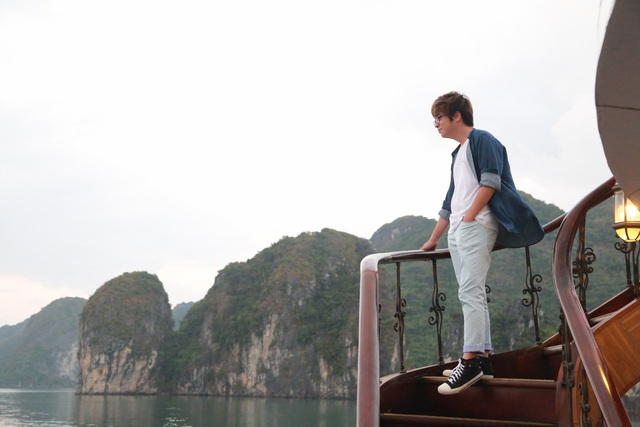 Đây là lần đầu tiên, ca sĩ Bùi Anh Tuấn tham gia một dự án điện ảnh.